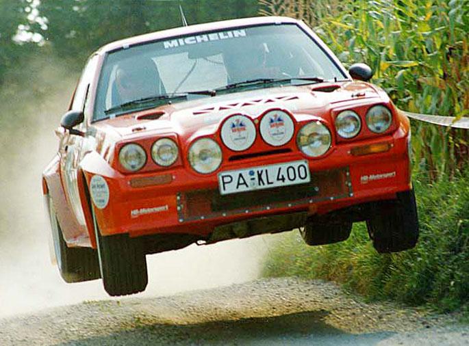 25 Jahre Rallye Erfahrung